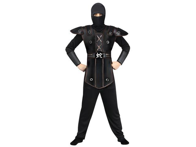 Kids Ninja Warrior Costume