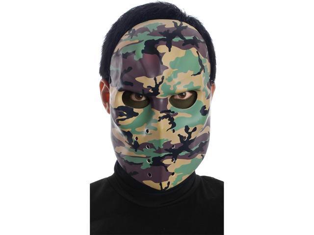 Camo Hockey Mask