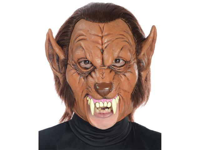 Werewolf 3 4 Latex Mask