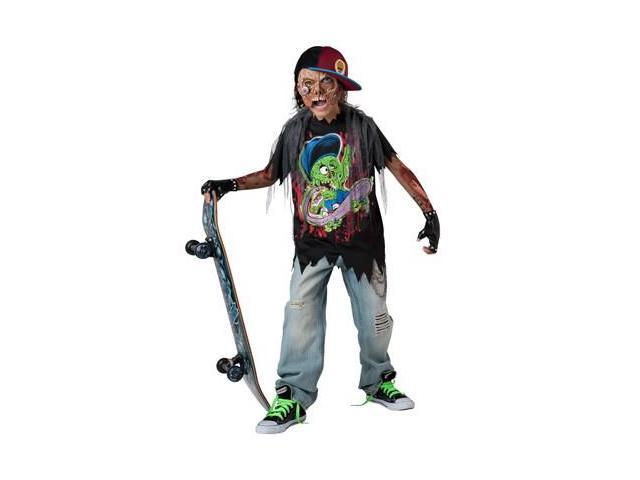 Zombie Sk8r Costume