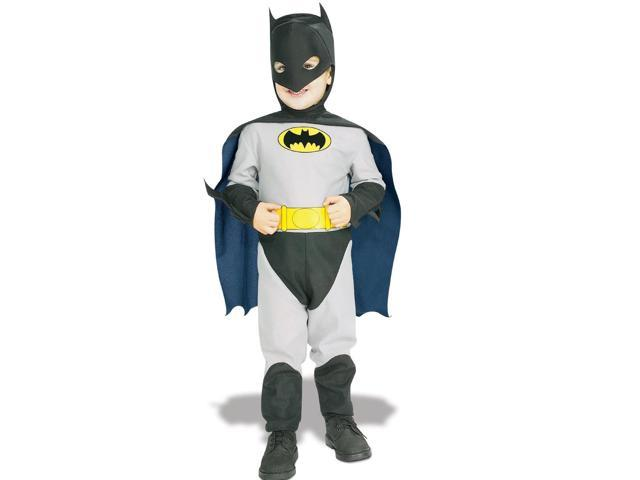 3Pc. BATMAN TODDLER COSTUME