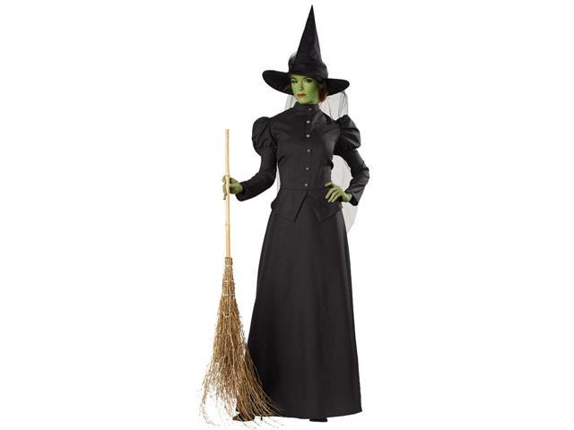 Witch Classic Deluxe Adult Costume