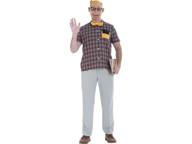 Nerd Grab N Go Adult Costume