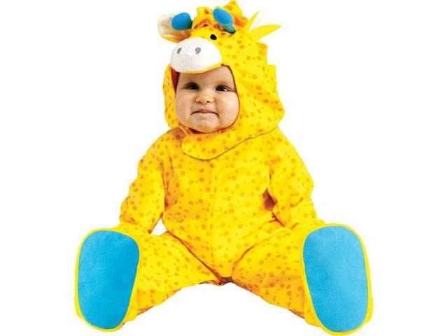 Giraffe Infant Costume