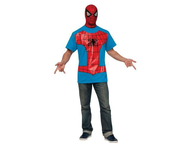Marvel Classic SpiderMan  Adult T-Shirt
