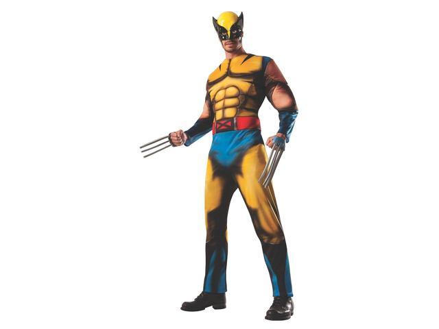 Deluxe Wolverine Adult Costume