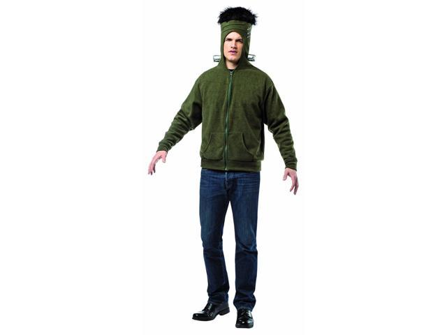 Monsta Man Hoodie Adult Costume