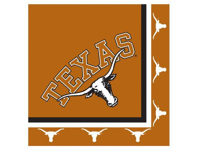 Texas Longhorns - Lunch Napkins - paper