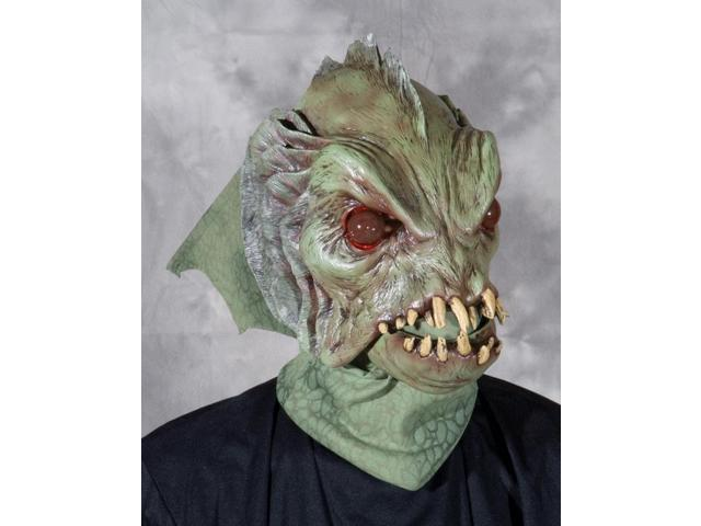Deep Sea Full Action Costume Mask