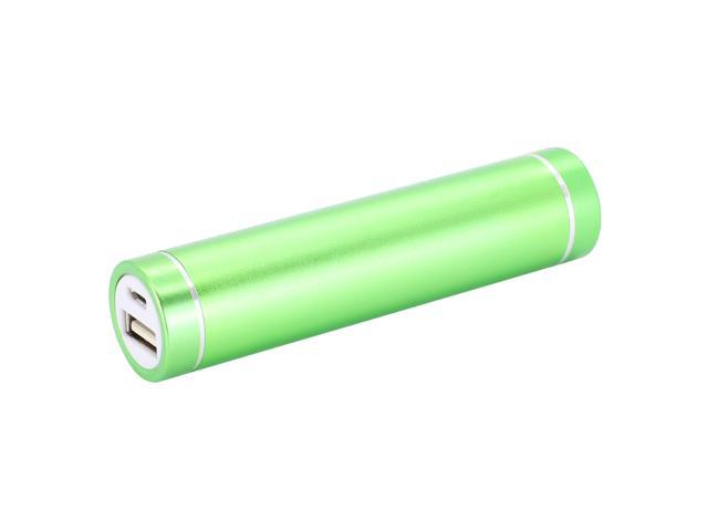 CBD 2600mah LA103 Green Portable Supply External USB Backup Battery Charger Power Bank For Samsung  Motorola  Blackberry