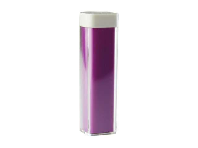 CBD 2600mah LA111 Purple Portable Supply External USB Backup Battery Charger Power Bank For IPhone3,3S  IPhone4,4S  Iphone5