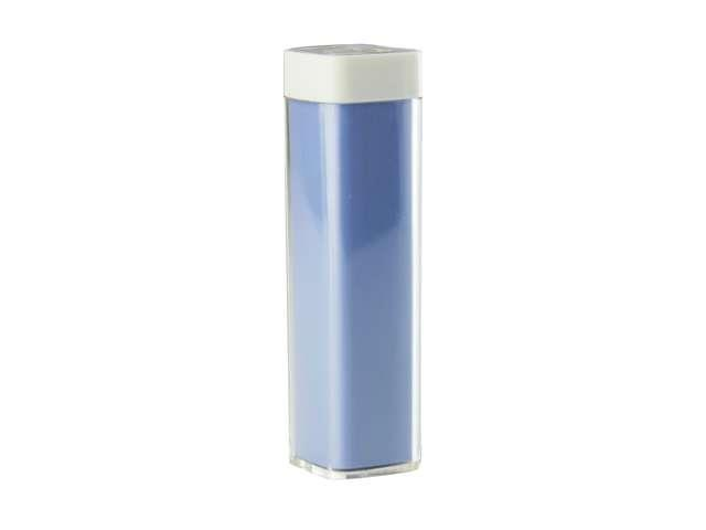 CBD 2600mah LA111 Blue Portable Supply External USB Backup Battery Charger Power Bank For Mobile Cellphone Camera Ipod Touch ...