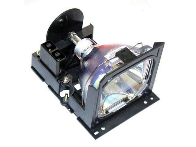 Compatible Projector Lamp for Mitsubishi X80U with Housing, 150 Days Warranty