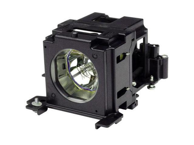 Original Projector Lamp for Hitachi CP-S245 with Housing, Philips / Osram Bulb Inside, 150 Days Warranty