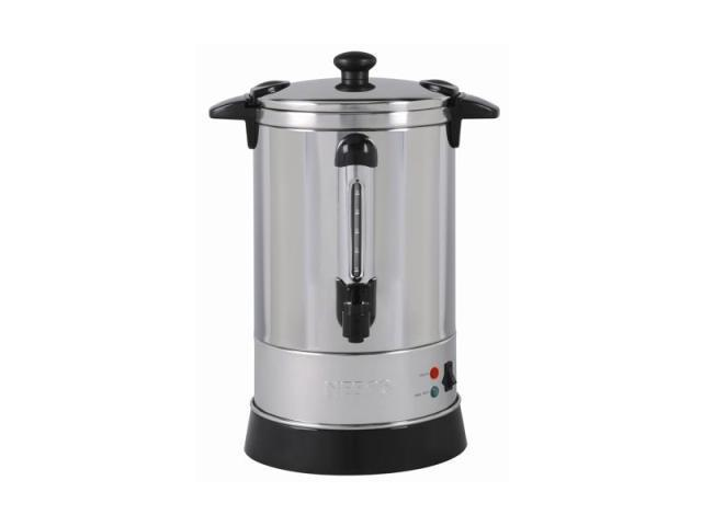 Nesco Cu30 Steel Coffee Urn 6.8 Liter 950W Water Guage