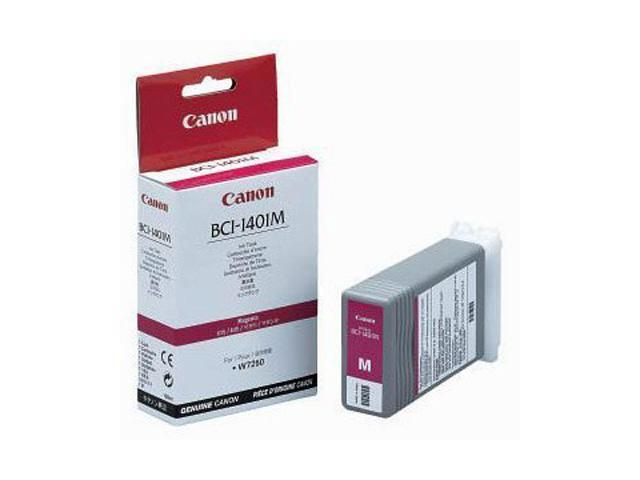 Canon 7570A001 Magenta Ink Tank For imagePROGRAF W7250 Printer - Inkjet - Magenta