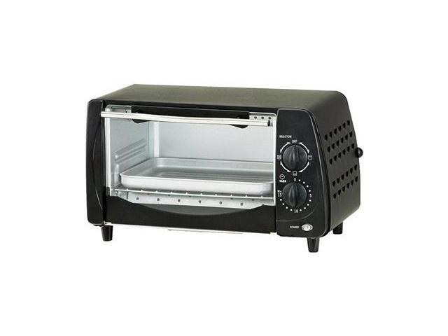 Toaster Oven/ Broiler Elegant Black