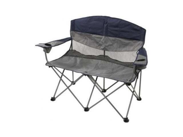 Stansport Apex Double Arm Camping Chair Steel Frame