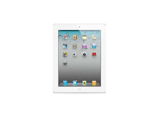 Apple iPad 4 - 4th Generation - Retina Display - 16GB White (MD513LL/A)