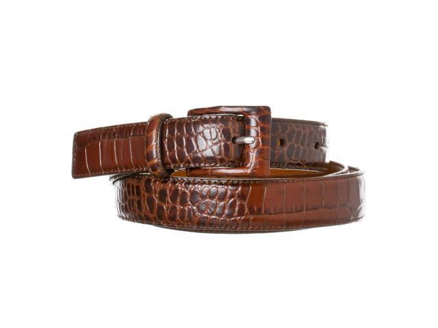 Ralph Lauren Women's Genuine Leather Slim Belt