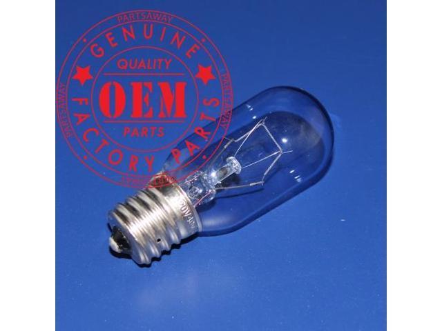frigidaire 297114000 refrigerator light bulb. Black Bedroom Furniture Sets. Home Design Ideas