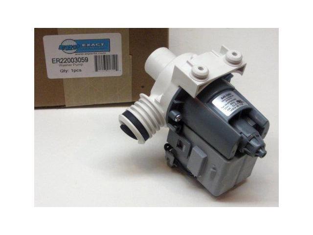 Maytag Neptune Washer Drain Pump Motor 62716080