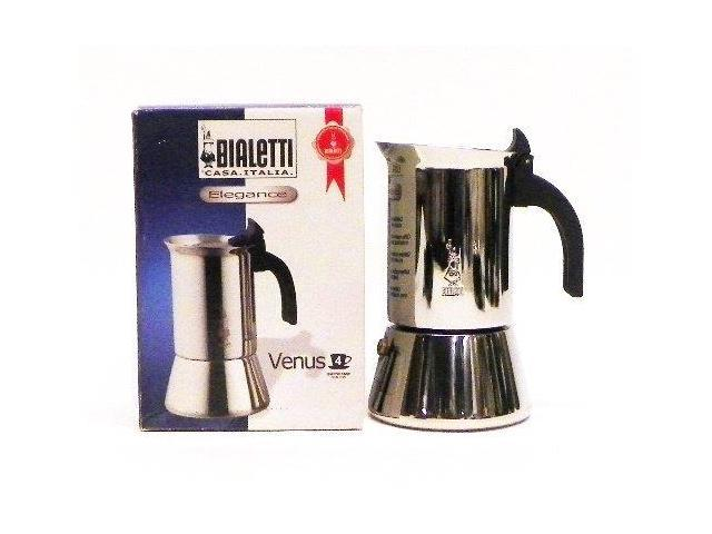 bialetti venus 4 cup. Black Bedroom Furniture Sets. Home Design Ideas