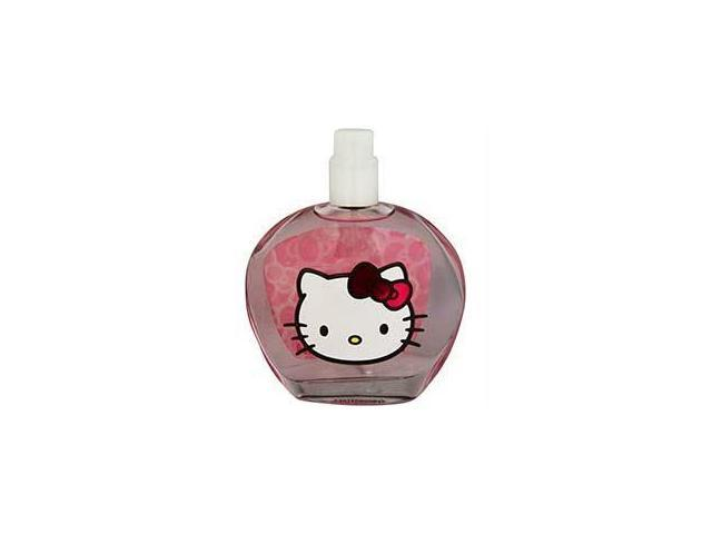 HELLO KITTY by Sanrio Co. EDT SPRAY 3.4 OZ *TESTER for WOMEN