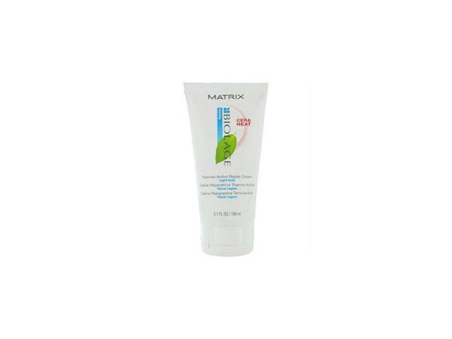 Biolage Thermal-Active Repair Cream Light Hold by Matrix for Unisex - 5.1 oz Cream