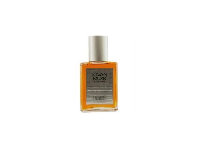 JOVAN MUSK by Jovan AFTERSHAVE COLOGNE 8 OZ for MEN