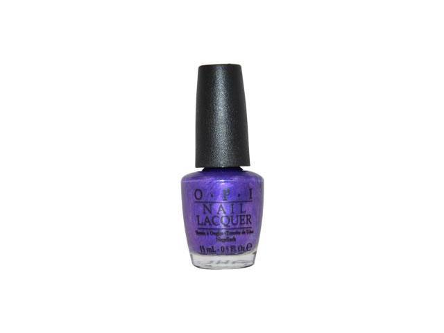 Nail Lacquer - # NL B30 Purple With A Purpose By OPI - 0.5 oz Nail Polish For Women