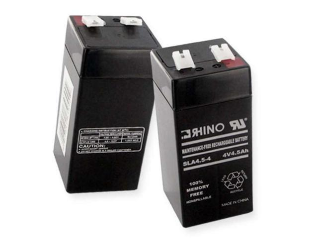 Empire Battery SLA4.5-4 Replaces 4 VOLT 4.5Ah BATTERY