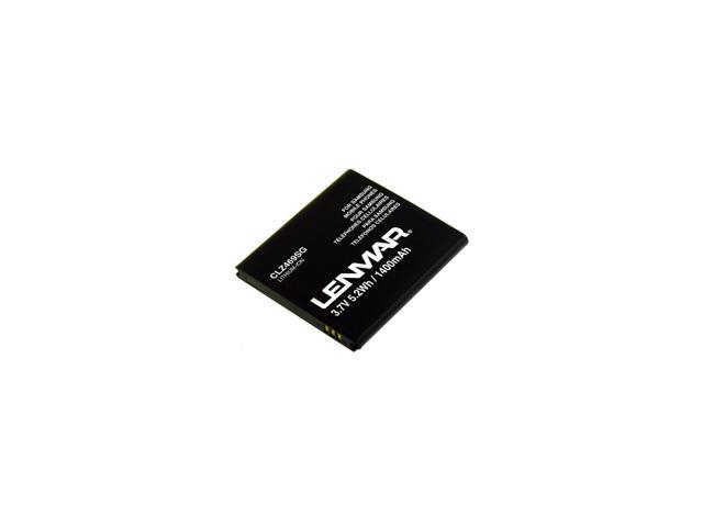 Lenmar 1400 mAh Replacement Battery for Samsung Infuse 4G CLZ469SG