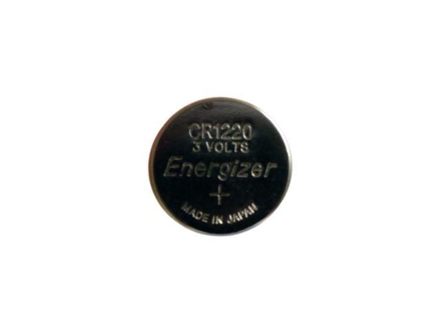 5pc Energizer ECR1220 3V Lithium Coin Cell Battery Replaces CR1220 ENER-SALE