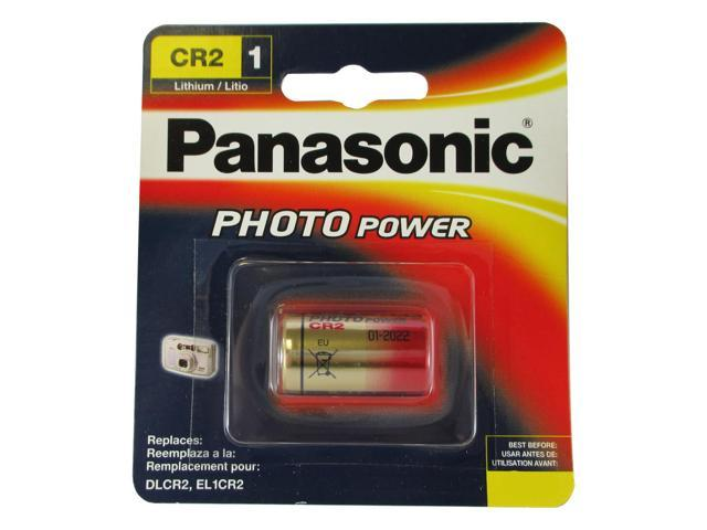 Panasonic 3V CR-2 Photo Lithium Battery Replaces EL-CR2 GPCR RLCR2 FAST USA SHIP
