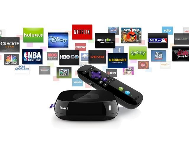 Roku 3 HD 1080p Streaming Digital Media Player
