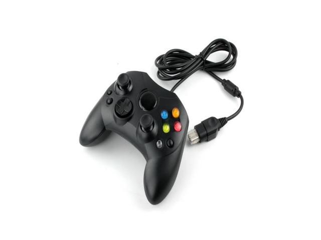 BLACK GAME CONTROLLER S TYPE 2 A FOR MICROSOFT XBOX