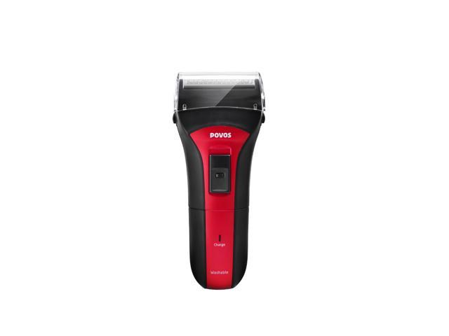 POVOS PS2203  Men's Electric Foil Shaver Rechargeable Smooth Razor Trimmer Cordless