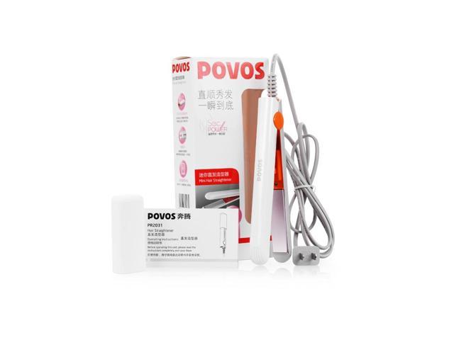 Povos PR2031 Professional Hair Straightener Mini