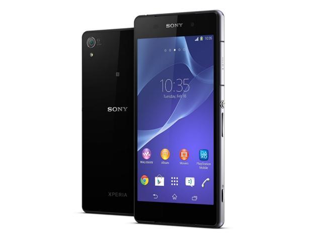 "New Unlocked Sony XPERIA Z2 D6503 5.2"" 16GB 4G LTE 2.3GHz Quad Core Phone - Black"