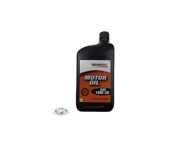 Generac Motor Oil Sae 10w 30 Sn Gf 5 Part 0j5093 1