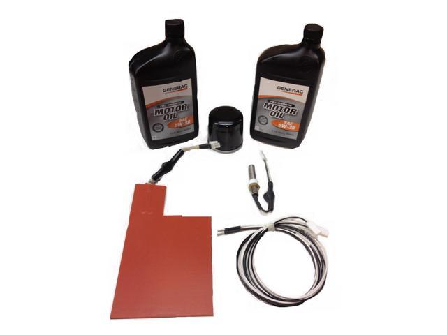 Generac Corepower Cold Weather Kit W 2 Qt 39 S Of Synthetic