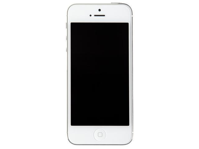 Apple iPhone 5 16GB (White) - Unlocked
