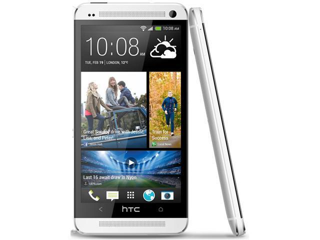 HTC ONE 801 M7 - Factory Unlocked - International Version, 4.7-inch Super LCD 3 ,Quad-core 1.7ghz