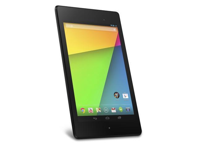 Google Nexus 7 Tablet (7-Inch, 32GB, Black) by ASUS (2013)