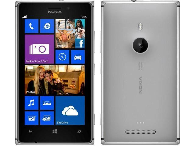NOKIA LUMIA 925 GRAY - UNLOCKED