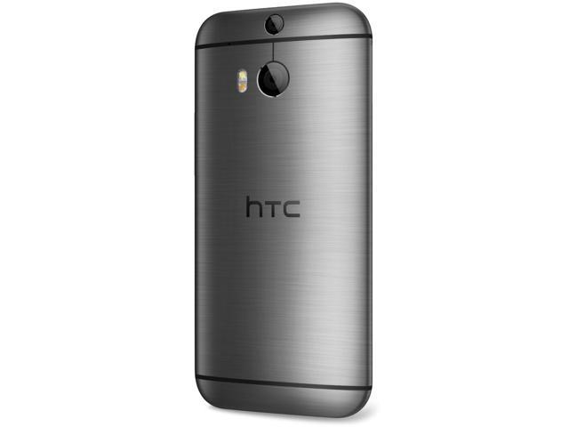 HTC One M8 - Factory Unlocked (Gunmetal Grey)