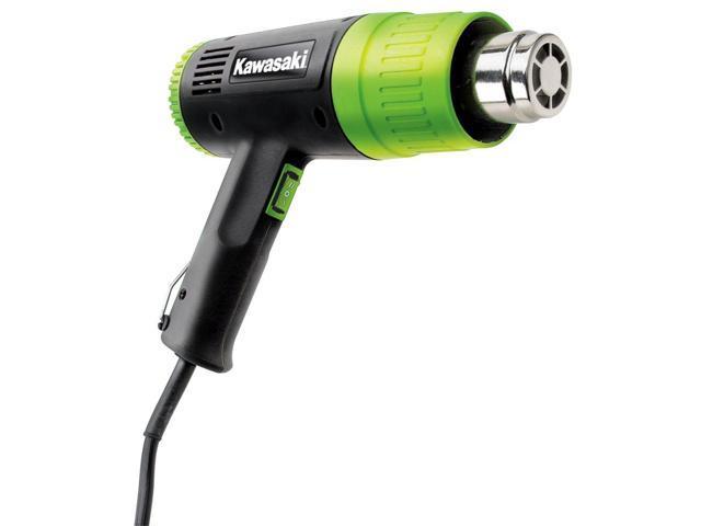 Kawasaki 840015 10 pc Dual Temperature Heat Gun Kit