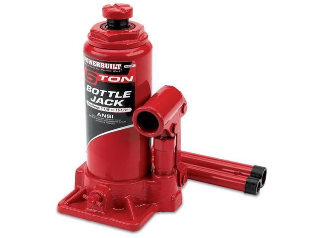 Powerbuilt® 6 Ton Bottle Jack - 640911