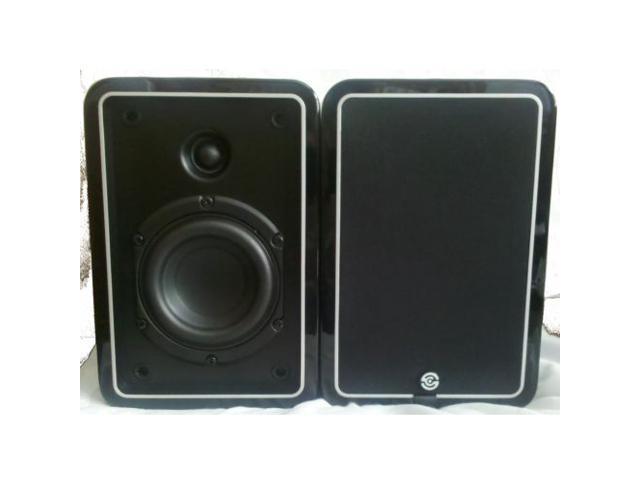 Speakercraft Roots-450 Bookshelf Speakers - Pair